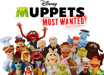 Muppets Most Wanted - Film