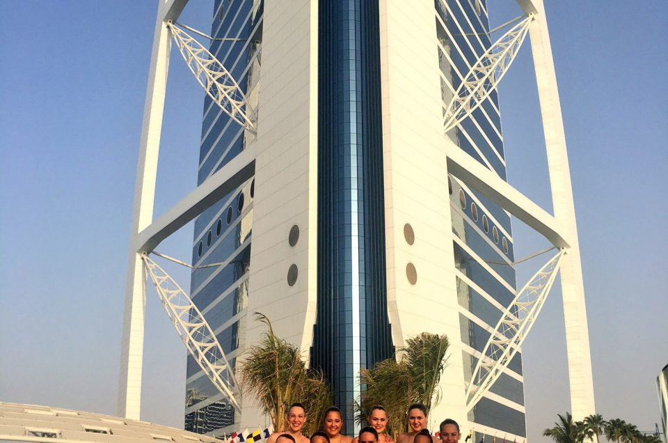 Opening of The Terrace at Burj Al Arab in Dubai