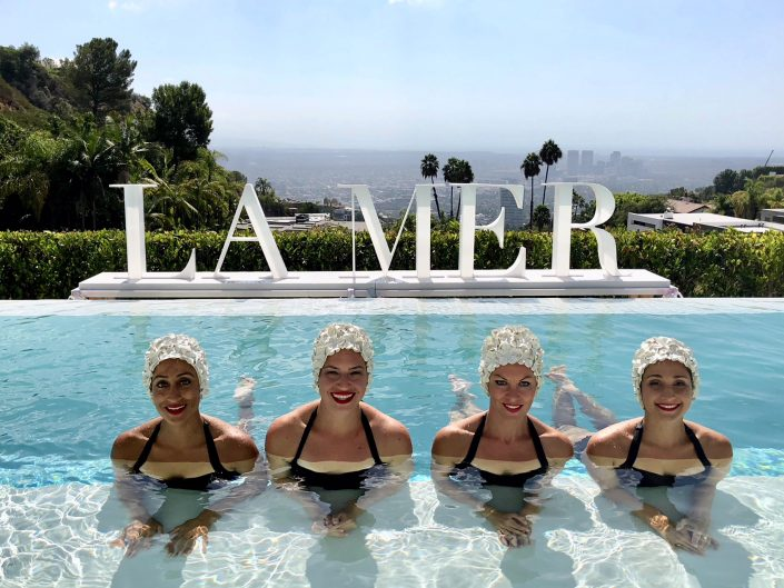La Mer product launch