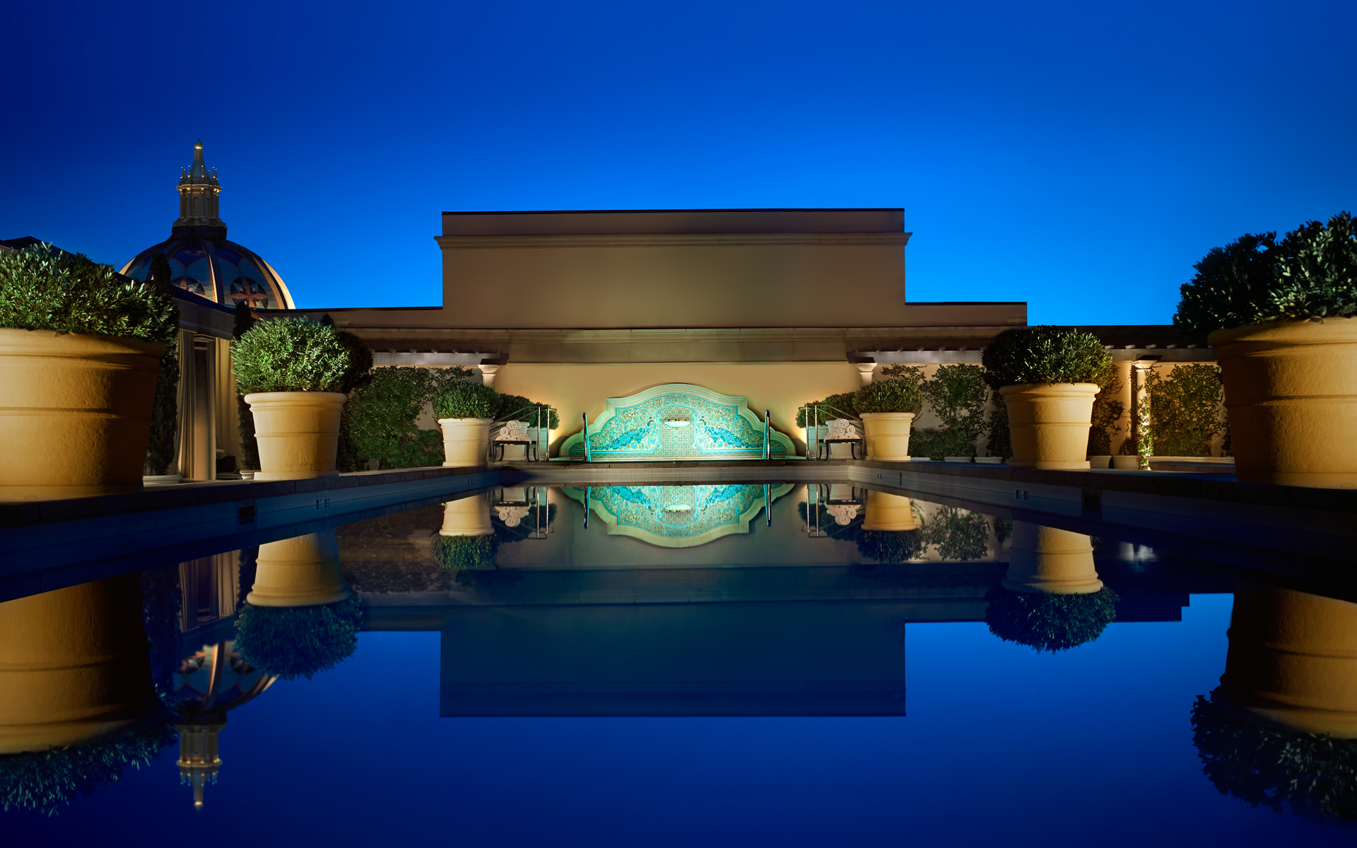 Montage pool Beverly Hills