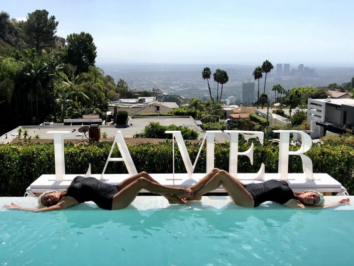 Aquabatix USA launch new product for La Mer in LA