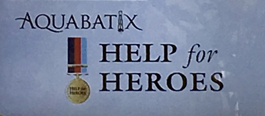 Help For heroes and Aquabatix