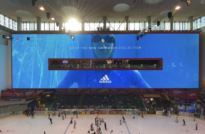Adidas Beyond The Surface campaign