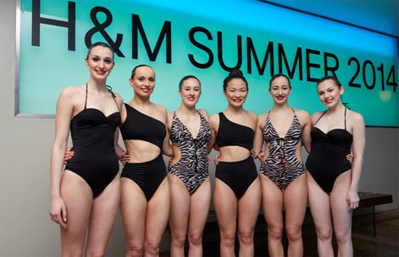 H&M Fashion Show