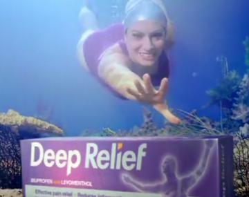 Deep Relief - Advertising