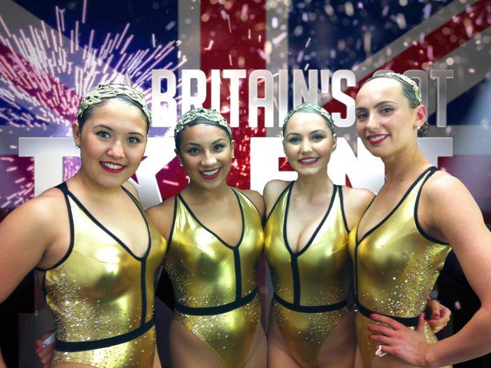 britain's got talent - aquabatique semi-final