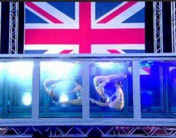 britain's got talent - aquabatique final