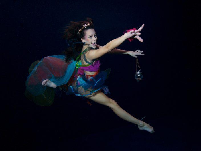 Aquabatix underwater model