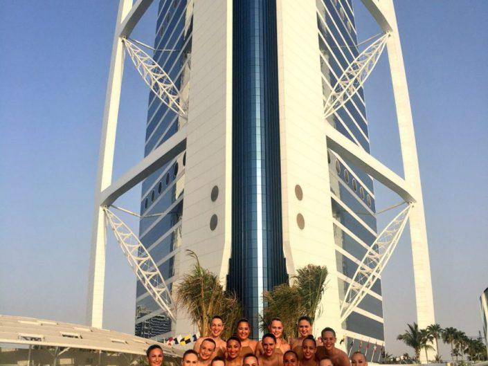 Burj Al Arab Launch