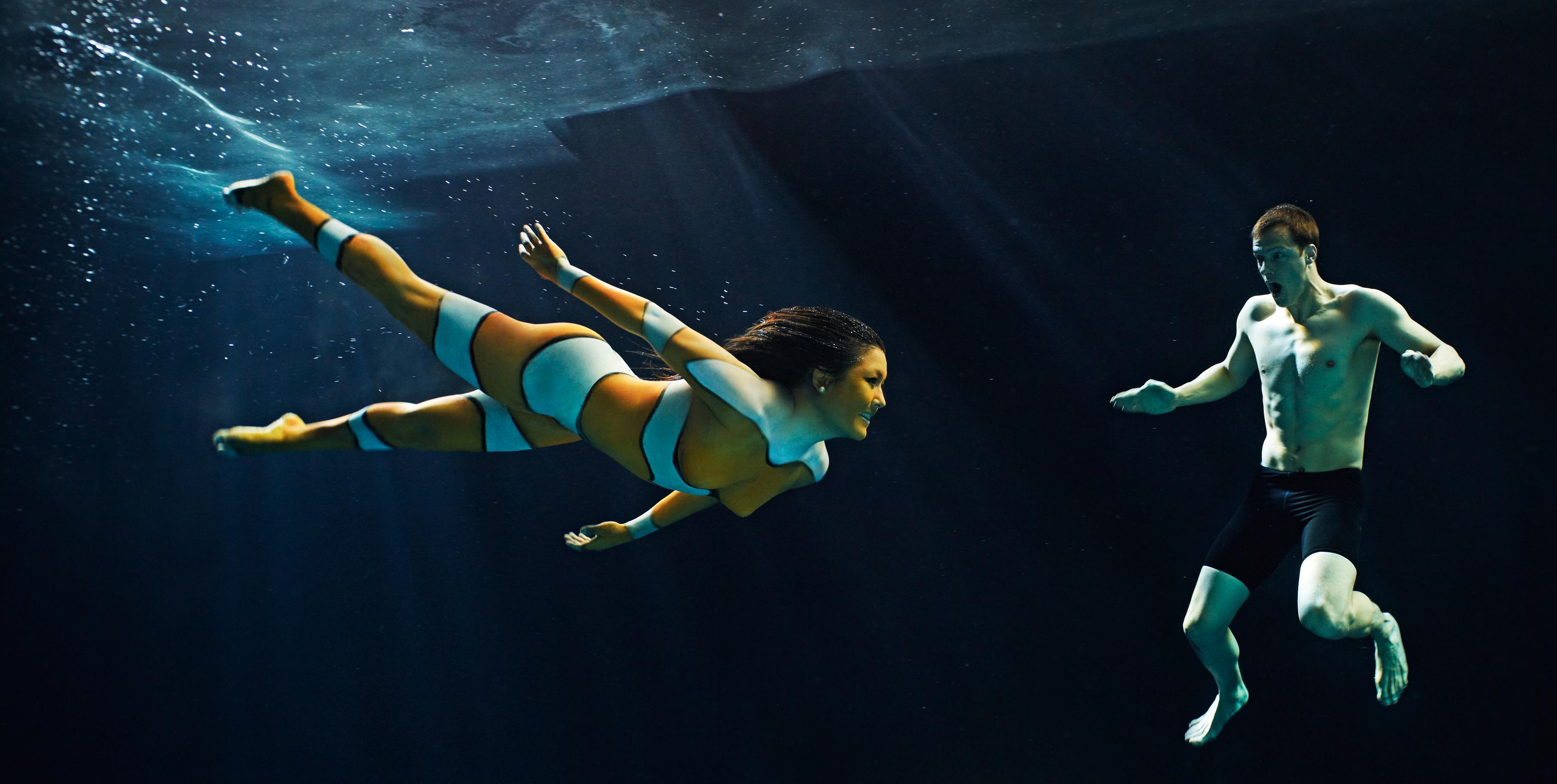 Aquabatix underwater production