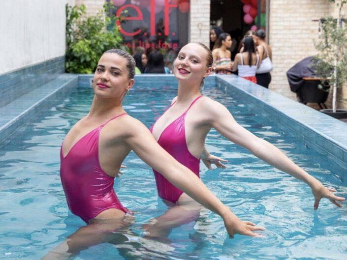 E.L.F. Jelly pop cosmetics launch in London